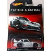 Подарочный автомобиль  Порш  Hot Wheels в асс. (8), Серый
