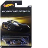 Подарочный автомобиль  Порш  Hot Wheels в асс. (8), Черный