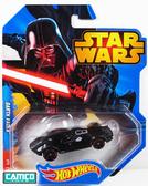 Машинка-герой Дарт Вейдер серии Star Wars, Hot Wheels, Дарт Вейдер NEW от Hot Wheels (Хот Вилс)