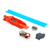 Пусковая установка Мощный удар  серии  Световой меч Star Wars Hot Wheels , оранжевый NEW
