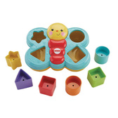 Бабочка, сортер. Fisher-Price NEW от Fisher-Price (Фишер-Прайс)