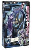 Кукла Твайла Бугимэн, серия Новый страхоместр, Monster High, Твайла Бугимэн NEW