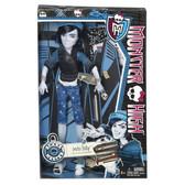 Кукла Инвизи Билли, серия Новый страхоместр, Monster High, Инвизи Билли NEW