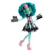 Кукла из м/ф Страх, камера, мотор в ас.(4), Monster High, Хани Свомп NEW