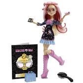 Кукла из м/ф Страх, камера, мотор в ас.(4), Monster High, Вайперин Горгон NEW