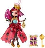 Кукла из мультфильма Приключения в Стране Чудес, Ever After High, Mattel, Дочь Червонной Королевы NEW от Ever After High