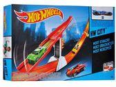 Трек Опасный мост, серии Гонки в городе Hot Wheels, Mattel, опасный мост NEW
