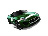 Базовая машинка Hot Wheels (в асс.), Jaguar project NEW от Hot Wheels (Хот Вилс)