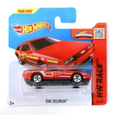 Базовая машинка Hot Wheels (в асс.), DMC Delorean NEW от Hot Wheels (Хот Вилс)