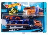 Машина дальнобойщика Hot Wheels (в ас.), Road Rally NEW от Hot Wheels (Хот Вилс)