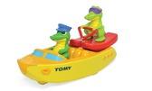 Крокодил на водных лыжах, TOMY NEW от TOMY (Томи)