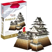 Трехмерная головоломка-конструктор Замок Химэдзи, CubicFun NEW