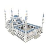 Трехмерная головоломка-конструктор Мечеть Султанахмет, CubicFun NEW