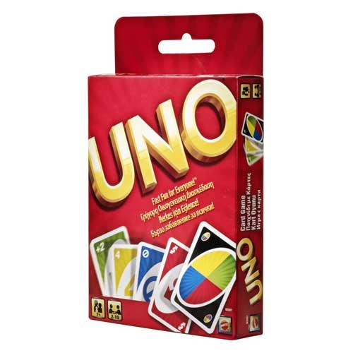 Настольная игра Uno, Mattel NEW