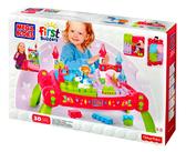 Костркутор Развивающий столик принцессы, Серия First Builders, 30 дет. Mega Bloks от Mega Bloks (Мега Блокс)