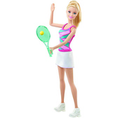 Кукла Барби, серия Я могу быть, Barbie, Mattel, теннисистка от Barbie (Барби)