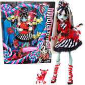Кукла серии Убийственно сладко Sweet screams, Monster High, Фрэнки Штейн NEW от Monster High (Монстр Хай)