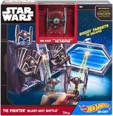 Игровой набор Звездные Войны Hot Wheels в асс. (2), Звездное сражение NEW