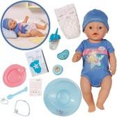 Пупс Baby Born Очаровательный малыш с чипом, 43 см. ZAPF NEW