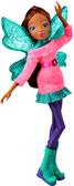 Зимняя магия, Лейла, кукла 27 см. WinX NEW