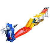 Трек Супер-старт, Hot Wheels, Mattel, Супер-гонка с прыжками NEW