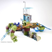 Супер-набор серии ЧЕРЕПАШКИ-НИНДЗЯ МУТАЦИИ - Леонардо Трансформер (60 см, 30 функций)