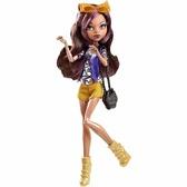 Кукла серии Монс Туристы из м / ф Буу-Йорк, Буу-Йорк! в асс. (3) Monster High, Клаудина Вульф NEW