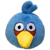 Мягк. игр. - ANGRY BIRDS (птичка синяя, озвуч., 12см)