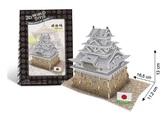 Трехмерная головоломка-конструктор, Япония Замок Химэдзи. CubicFun NEW