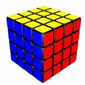 Игрушка-головоломка Кубик 4x4x4 Aosu black, MoYu от MoYu