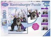 Ravensburger Картонный пазл-XXL Дисней Холодное сердце 100 элементов, 10557 NEW