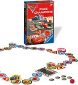 Ravensburger Настольная игра детская Тачки-2: чемпион гонок, 22156 NEW