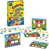 Ravensburger Настольная игра детская Лого Колорин, 24369 NEW