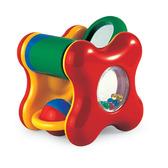 Кубик с погремушкой, игрушка для развития, Tolo NEW от Tolo (Толо)