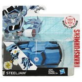 Трансформер Steeljaw - один шаг, серия Robots In Disguise, Hasbro, steeljaw NEW