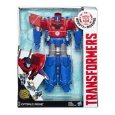 Трансформеры. Роботс-ин-Дисгайс Гиперчендж, Optimus Prime