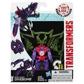 Divebomb,Трансформер Mini-con, Robots In Disguise, Hasbro, Divebomb