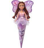 Очаровательная фея Мелони (25 см), Sparklegirlz, Funville, в розово-сиреневом, каштановые волосы NEW от Sparklegirlz