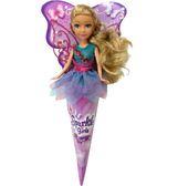 Очаровательная фея Адель (25 см), Sparkle girlz. Funville, блондинка в голубо-фиолетовом NEW от Sparklegirlz