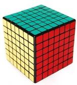 Игрушка-головоломка ShengShou mini 7x7x7 (70mm) black, ShengShou от ShengShou