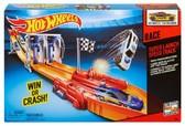 Трек  Гонки с прыжками  Супер- старт Hot Wheels ( в асс. ) (2) , Скоростной трек с супер запуском NEW