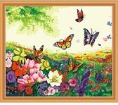 Бабочки, 40х50см