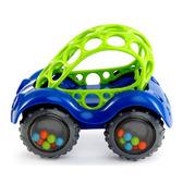 Развивающая машинка сине-зеленая, Oball, Bright Starts, Сине-зеленая NEW от Bright Starts (Брайт Старс)