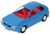 Игрушечная машинка авто-купе синяя, Wader, синий NEW 8 × 9 × 22 см. от Wader