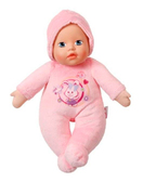 My Little Baby Born - пупс с погремушкой внутри, 30 см, ZAPF, Розовый NEW