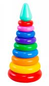 Развивающая игрушка Пирамидка - люкс, Тигрес NEW от Тигрес