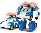 Поли с подсветкой, игрушка-трансформер, 12.5 см, Robocar Poli, Silverlit NEW от Robocar Poli(Поли Робокар)
