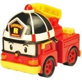 Пожарник Рой, металлическая машинка 6 см, Robocar Poli, Silverlit от Robocar Poli(Поли Робокар)