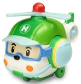 Хэли, игрушка-трансформер 10 см. Robocar Poli NEW от Robocar Poli(Поли Робокар)