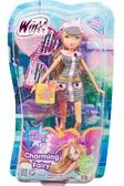 Charming Fairy, Волшебная фея Флора, кукла 27 см. WinX NEW